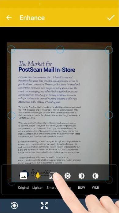 Docfy PDF Scanner App